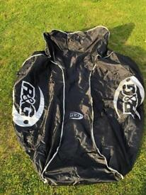 Motorcycle cover R&G