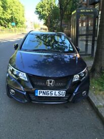 honda civic,full automatic,2015