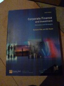 Corporate Finance and Investment Decisions and Strategies Richard Pike and Bill Neale