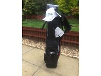 Audi Golf Bag and Audi Golf Cap