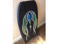 Adult fiberglass body board
