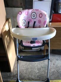 Babies highchair