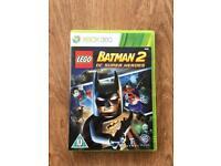 Xbox 360 Batman 2 Game