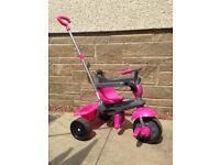 SmarTrike 4-in-1 Pink Trike