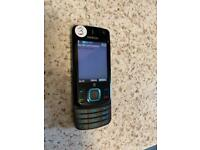 Nokia 6600s classic mobile phone on 3 network