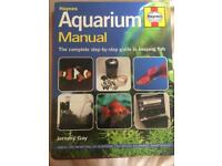 Aquarium fish Haynes manual