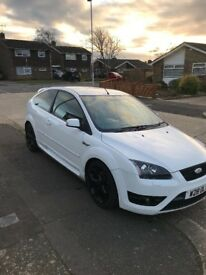 Ford Focus st 3 2007 leather recaros