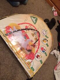 Baby playmat as new