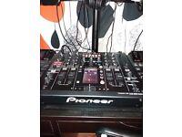 Pioneer DJM-2000 nexus in fully working mint condition