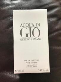 Armani Acqua Di Gio Homme Eau De Toilette 100ml