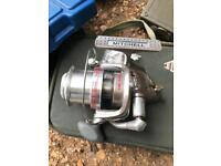 New carp fishing reel