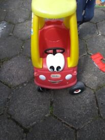 Cozy coupe for sale