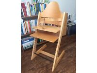 Tripp Trapp Stokke high chair