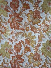 Vintage Fabric/Curtains