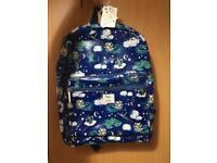Brand New Cath Kidston Disney Peter Pan Rucksack/Backpack