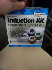 Universal induction kit
