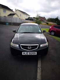 Reasonable offers accepted 2004 Accord, very clean car, great driver, age related marks, no rust,