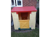 Outdoor Indoor Playhouse Children house