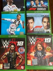 Xbox one Games - £2
