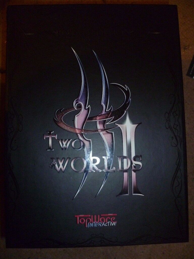 Two Worlds Royal Edition Collector's Items