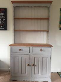 Classic pine Welsh dresser