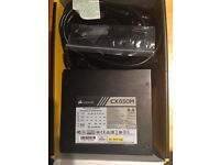 corsair cx650m semi-modular power supply 650w psu