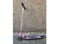 Micro scooter Sprite. Pink. Used