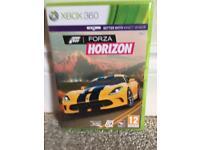 Used Forza Horizon Xbox 360 game