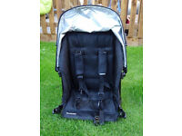 UPPAbaby Vista Rumble Seat (Classic 2009-2014) double in-line pushchair accessory