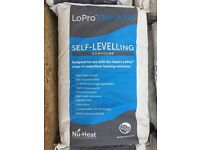 Nu Heat Underfloor heating screed self leveling quick dry compound