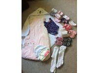 Newborn/0-3 Months girl clothes