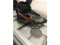 Nike magista boots size 9