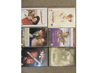 Various Films on DVD