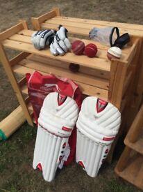 Cricket Pads Sets