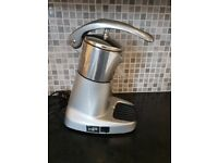 Stainless steel electric juicer