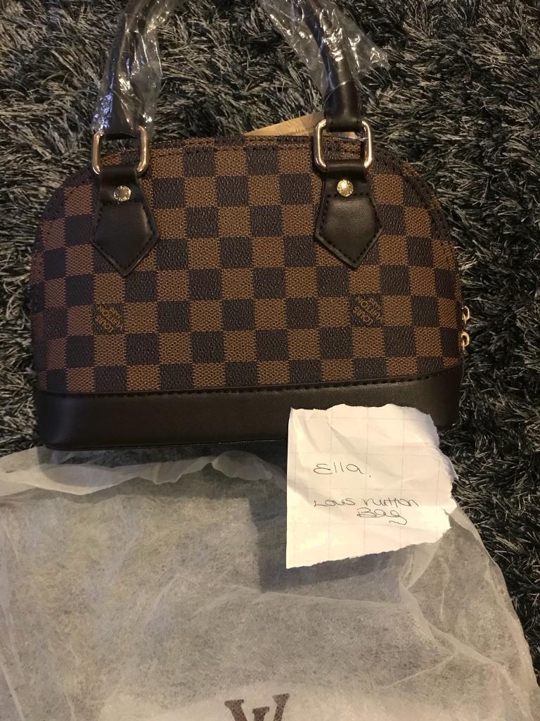 1e51e02f105 Louis Vuitton Alma Bag MM medium size ladies fashion bag