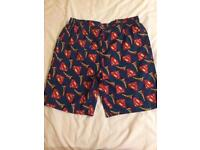 Superman Swim Shorts sz.Medium
