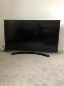 "LG Ultra High Definition 49"" LED TV"