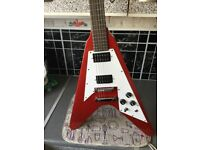 Stagg Flying V electric guitar £60 cash