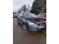 2006 FORD FOCUS 1.8 TDCI BREAKING FOR PARTS