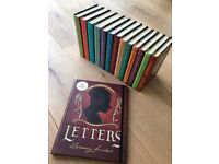 A Series of Unfortunate Events (Full Set) & The Beatrice Letters