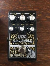 DOD Boneshaker guitar effects pedal (NEW)