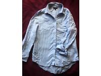 Topshop long sleeve shirt