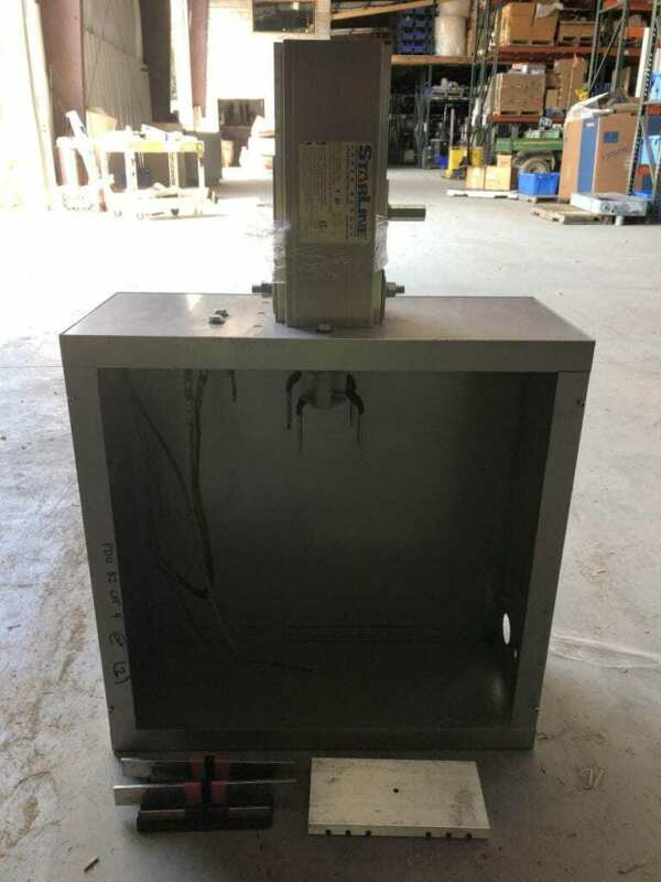 StarLine EF400T5GL-4-2BL 400A Track Busway Cable Tap Box 4-Pole 600V