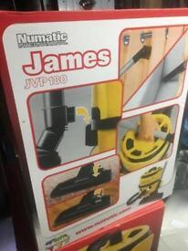 Numatic James hoover JPV180 new