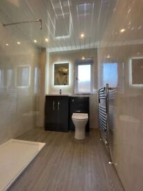 Wetwall Bathroom deal for £3300