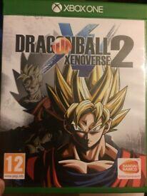 Dragon Ball Xenoverse 2 Xbox One - Good condition