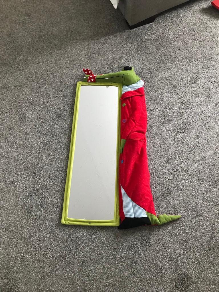 Children's IKEA mirror