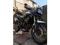 Triumph tiger 800 abs low mileage!!
