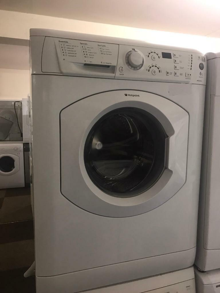 £90 - HOTPOINT WASHING MACHINE- PLANET 🌎 APPLIANCE